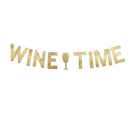 Wine Time Banner