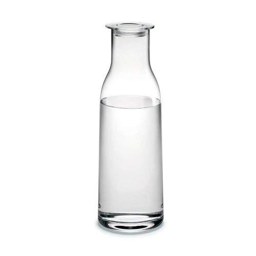 Holmegaard Minima Flasche, Glas, 0,9 Liter