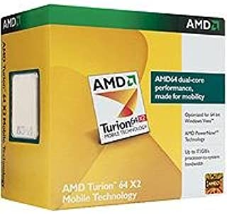 Amd Turion 64 X2 Mobile Technology TL-56 1.8 Ghz Processor (Mobile) - 1 X Amd