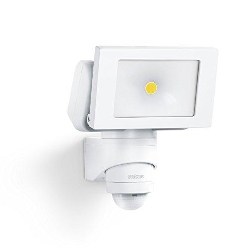 Steinel LED Außenstrahler LS 150 weiß, 240° Bewegungsmelder, max. 12 m Reichweite, 20.5 W, Schwenkbar, 1760 Lumen, 4000 K