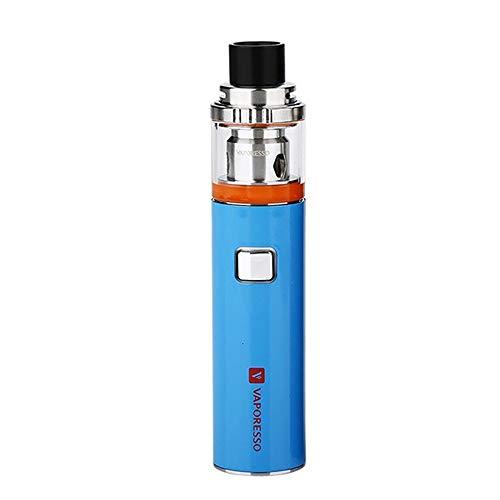 Vaporesso Veco Solo AIO Starter Kit (Blue), 2 ml de capacidad 1500 mAh 90 W de potencia, sin nicotina