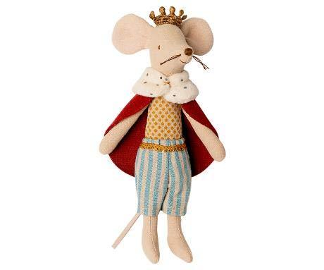 Maileg Maus Puppe Kuscheltier König King