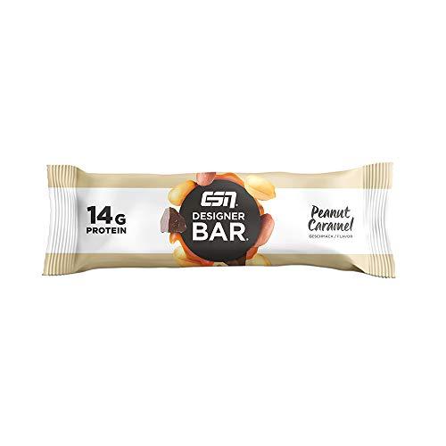 ESN Designer Bar Box, Peanut Caramel, 12 Riegel