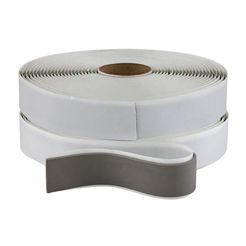 Dicor Butyl Seal Tape | RV Sealant Tape| RV Tape (1/8″ x 1″ x 30′ Quantity 2)