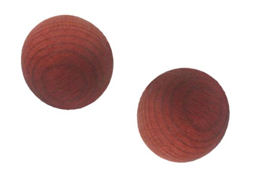 ZIMT/ORANGE Duftholz/Duftfrucht, 2 Stück