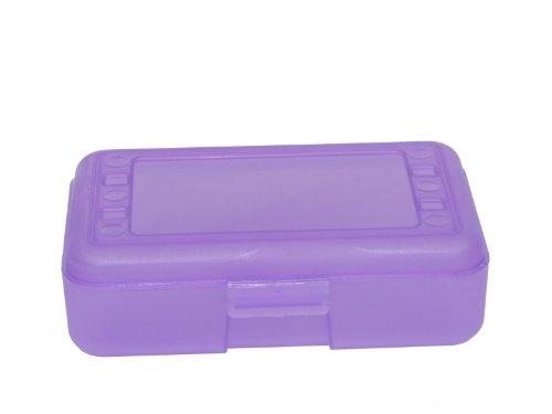 Romanoff Products Pencil Box, Grape