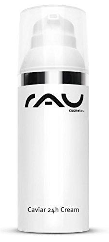 RAU Caviar 24h Creme 50 ml - Anti-Aging-Creme für Trockene, Reife Haut