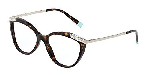 Occhiali da vista Tiffany WHEAT LEAF TF 2198B HAVANA 53/16/140 donna