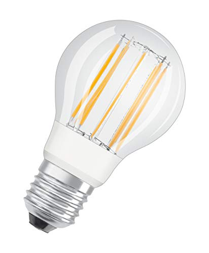 OSRAM Lot de 10 Ampoules LED | Culot E27 | Blanc chaud | 2700 K | 12 W équivalent 100 W | LED Retrofit | Forme Standard | Dimmable