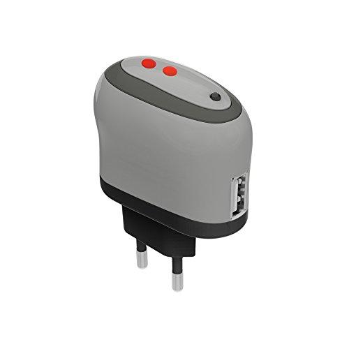 Gioteck - Adaptador De Corriente (Nintendo Classic Mini)