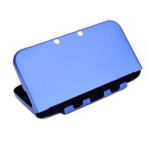 Tuimiyisou Cubierta Protectora del Caso del Metal de Aluminio Juego de Piezas Compotible con 3DS Azul Oscuro Superior Producto