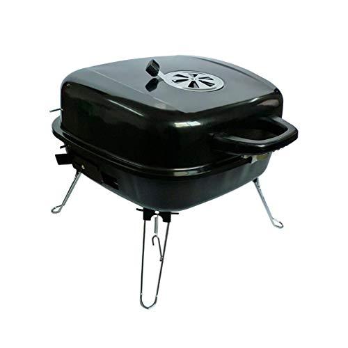 LJLYL Burger Ofen Mit Außen Tragbares Klappfüße, 40 * 44 * 35Cm