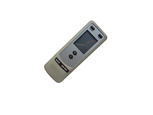 Hotsmtbang Mando a distancia de repuesto para aire acondicionado ARITEL TECO DERBY Roca York Derby delonghi Y512N KFR-26G/J11 Y512 Y512F AC