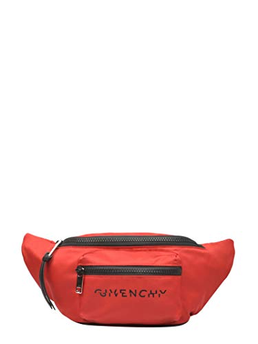 Luxury Fashion | Givenchy Heren BK5037K0WA600 Rood Polyamide Heuptas | Lente-zomer 20