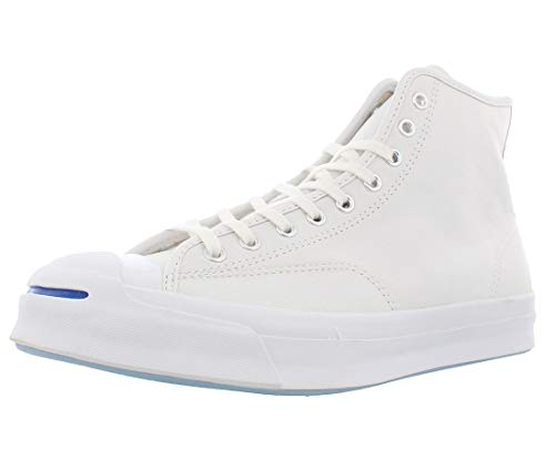 Converse Jack Purcell Signature Hi Unisex Shoes Size 13 White