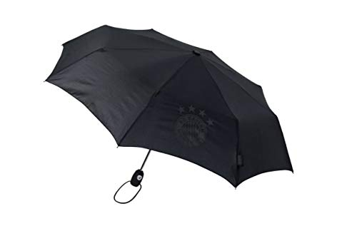 FC Bayern München Regenschirm, schwarz