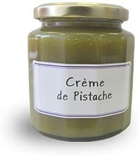 pistachio curd