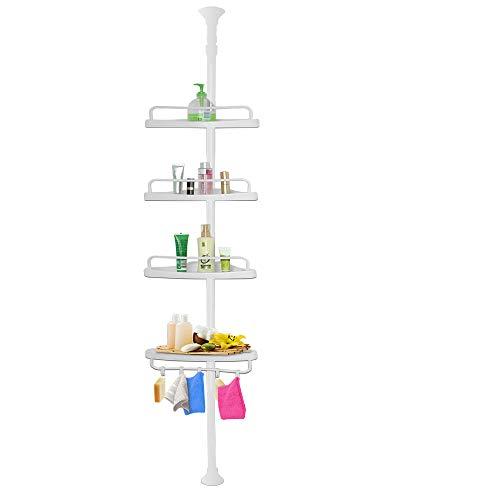 Estanterías Para Baño De Plástico estanterías para baño  Marca Deuba