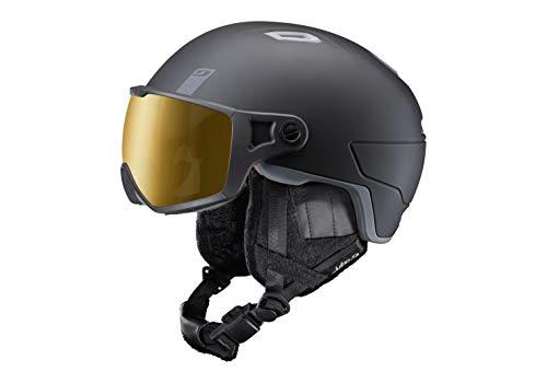 Julbo Globe Helm, Schwarz, 54/58