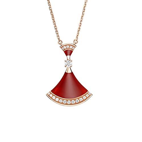 MIKUAM collarMarca de joyería de Moda Collares para Hombres y Mujeres Amantes