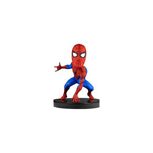 Figura Spiderman Marvel Head Knockers 20cm