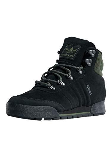 Adidas Jake Boot 2.0, Zapatillas de Skateboarding Hombre, Negro (Negbás/Verbas/Negbás 000), 44 2/3 EU