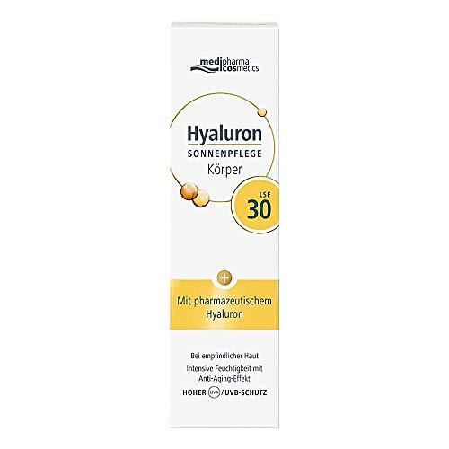 HYALURON Sonnenpflege Körper LSF 30 150 ml