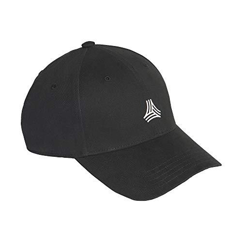 Adidas - Gorra de fútbol para mujer, color negro