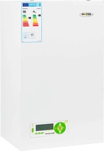 Brennwerttherme 25 kW Kombitherme Brennwert Therme Gastherme Gasheizung