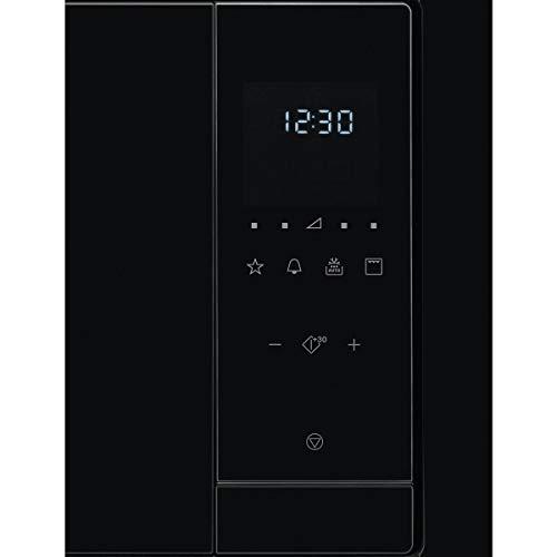 AEG MSB2548C-M Microonde Combinato ad'Incasso 23 L, 900 W, Acciaio Inossidabile, Nero