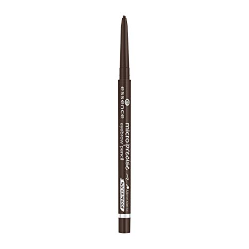 essence - Augenbrauenstift - micro precise eyebrow pencil - 03 dark brown