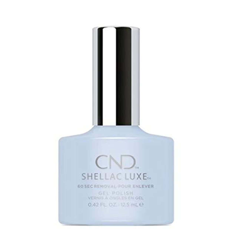 飲料り助言するCND Shellac Luxe - Creekside - 12.5 ml / 0.42 oz