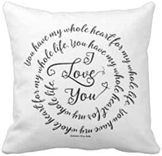 Dozili Robert Allen Linen Slub Rain Pillow Cover Seafoam Blue Throw Pillow Cool Ocean Blue Accent Pillow Solid Rain Collection Pillow Cover