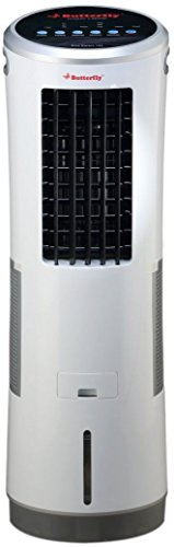 Butterfly Eco Smart 12-Litre Air Cooler (White)