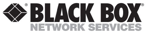 Read About Black Box Cat6 REMOTELY Controlled Layer 1 A/B Switch Latching (SW1040A)
