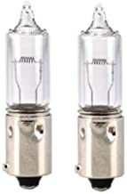 2 PCS BAY9S H21W Halogen Lamp Bulb Light Backup 12V 21W 12V 21 W Watt Metal Base