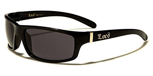 Locs Mens Gangsta Shades Sunglasses New 5209B