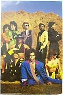 Prince - Lovesexy - 24x36 1988 original