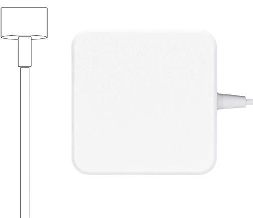 Uflatek Mac Book Pro Ladegerät 60W T-Tip Adapter Notebook Ladekabel Netzteil Kompatibel mit MacBook Pro/Air 11 Zoll 13 Zoll Nach Ende 2012