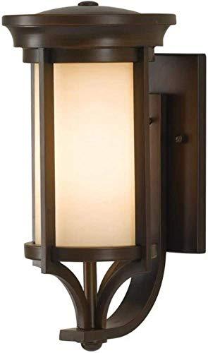 Applique Merrill 1x60W - Bronze foncé - Boutica-Design - femerrill1s