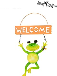 welcome fairies sign