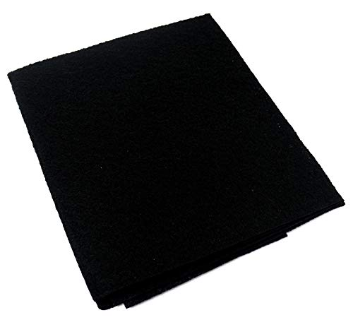 Clay Roberts Carbon Cooker Hood Filter, Cut to Size, Charcoal Vent Filters for...