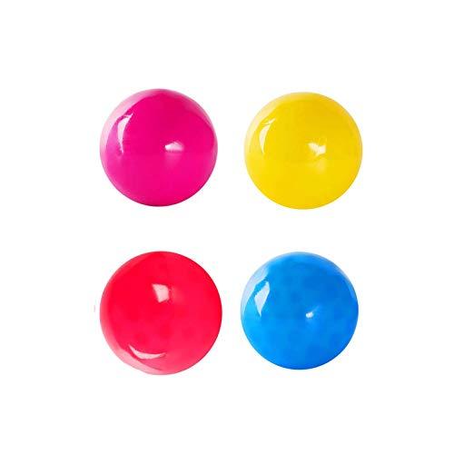 CHAODI Stress Relief Balls, Luminescent Sticky Ball, Glow Stress Relief Spielzeug für Kinder und Erwachsene Tränenresistente, zappelnde sensorische Bälle für ADHS, Zwangsstörungen, Angst