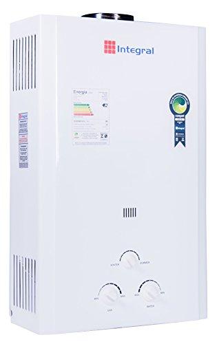 Aquecedor Gas 20L Glp, Intergral, Branco