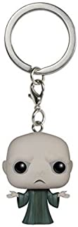 Funko Pocket Pop Keychain: Harry Potter-Voldemort Action Figure