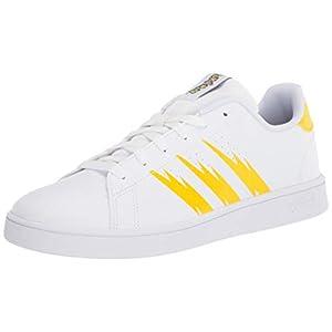 adidas Unisex-Child Advantage Tennis Shoe