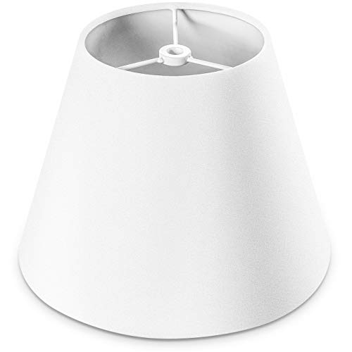 Lamp Shade IMISI Linen Fabric White Lamp Shade Small 5
