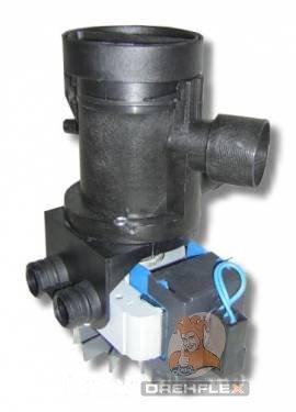 DREHFLEX - LP01 - Laugenpumpe/Pumpe/Abwasserpumpe passend für diverse Waschmaschine von AEG Privileg Matura passend für Teile-Nr. 8996454305401/899645430540