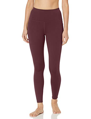 Skechers Women's Walk Go Flex High Waisted 2-Pocket Yoga Legging, Purple, M