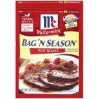 McCormick Bag 'n Season Pot .81OZ gift 12 Roast New product type Pack of